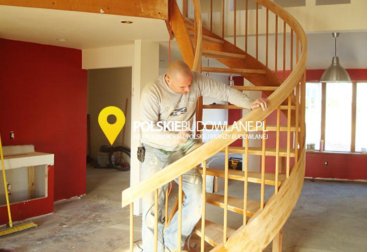 budowa schodów